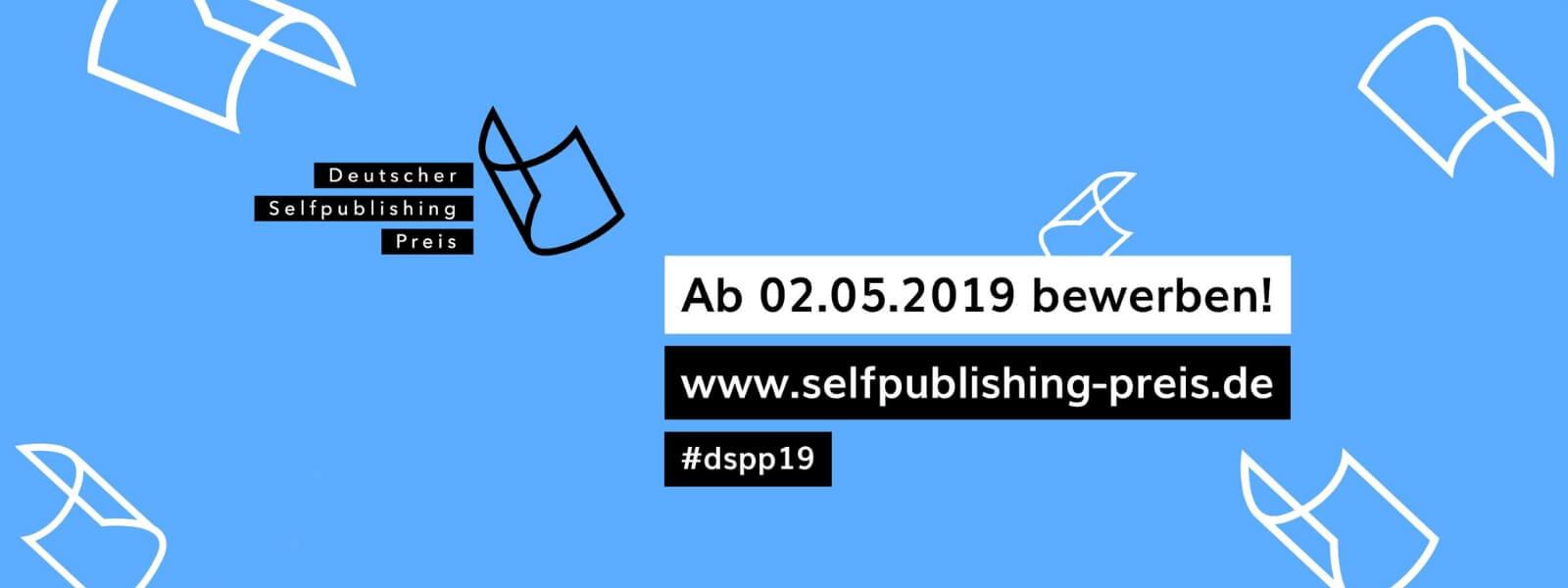deutscher Selfpublishing Preis 2019