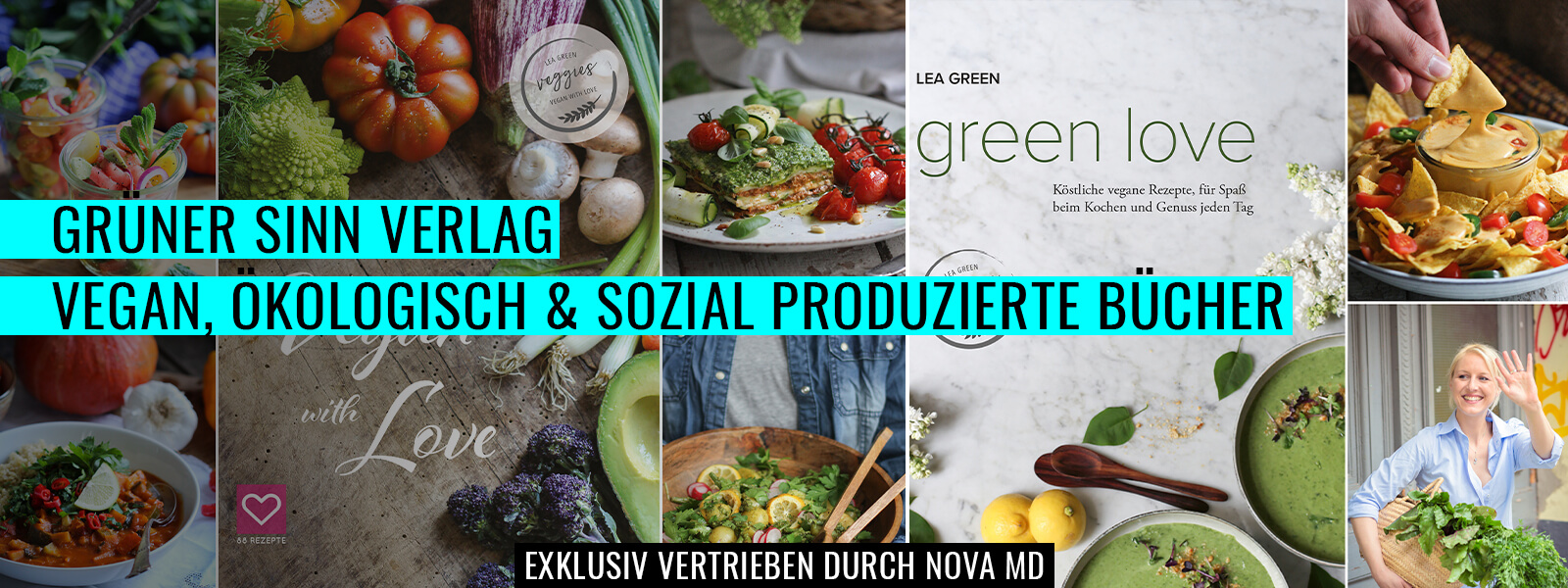 Grüner Sinn Verlag, Vegan Verlag