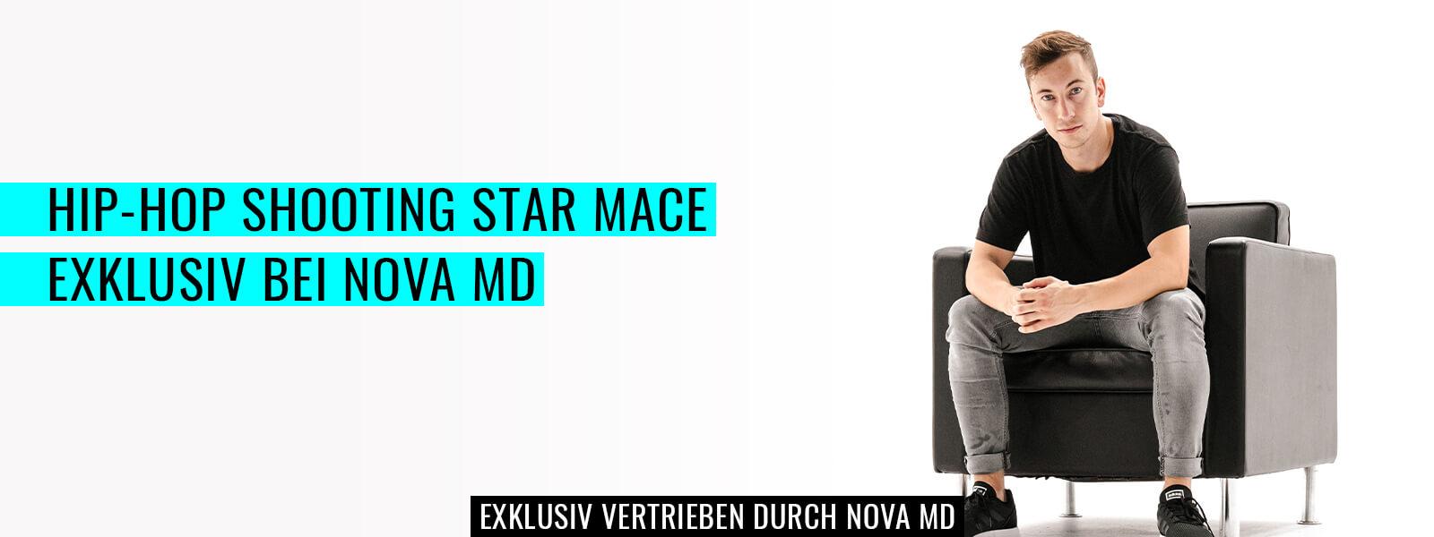 Hip Hop Shooting-Star Mace