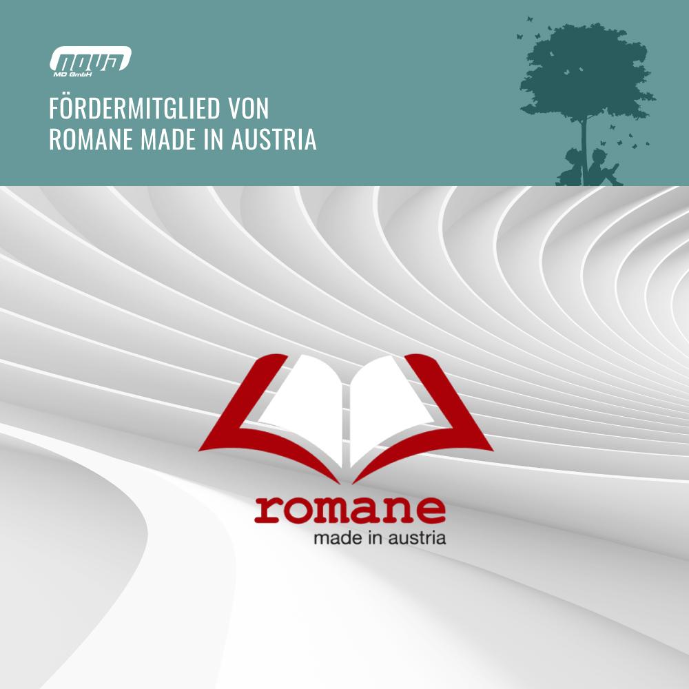 Neues Fördermitglied bei Romane made in austria