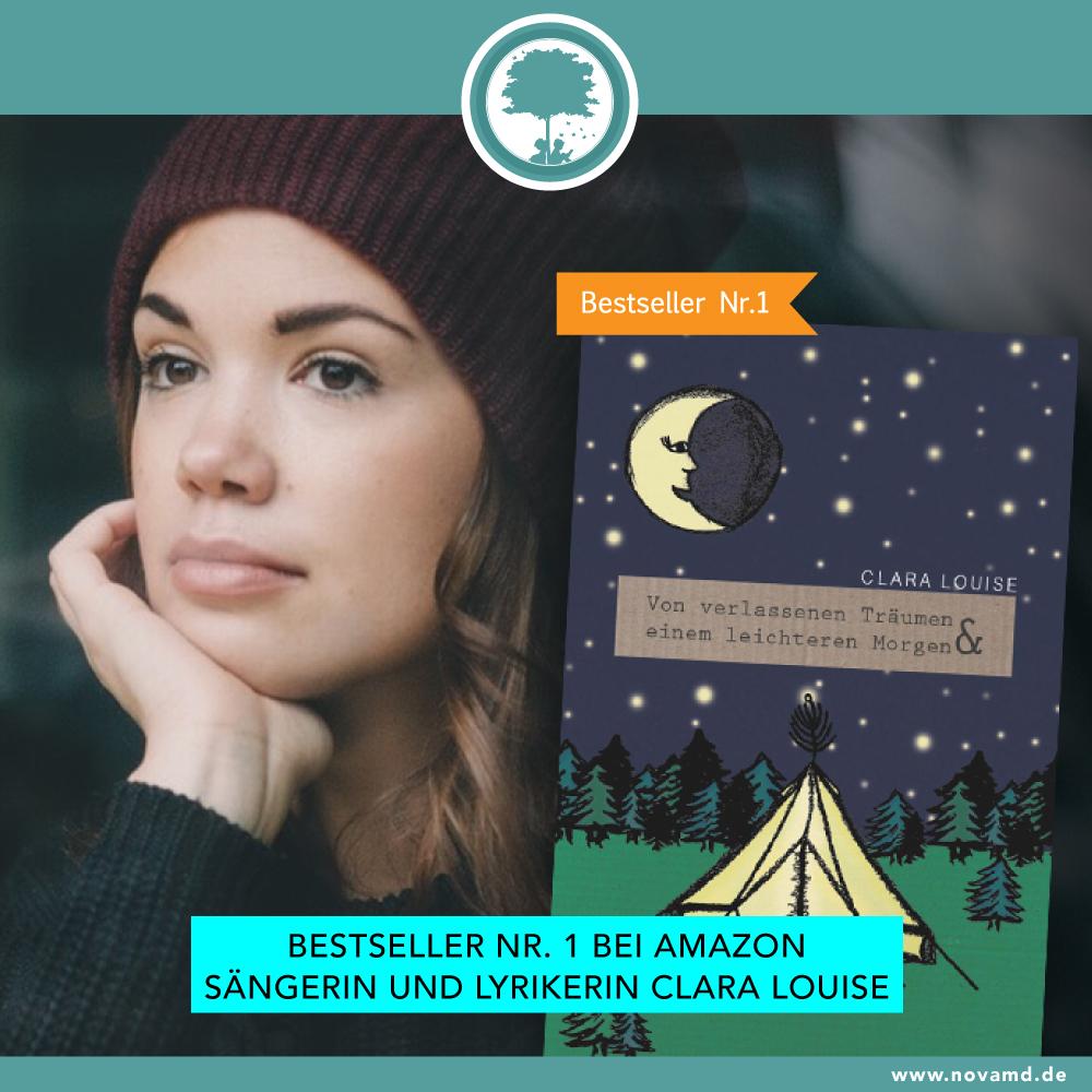 Clara Louise - Bestseller bei Amazon
