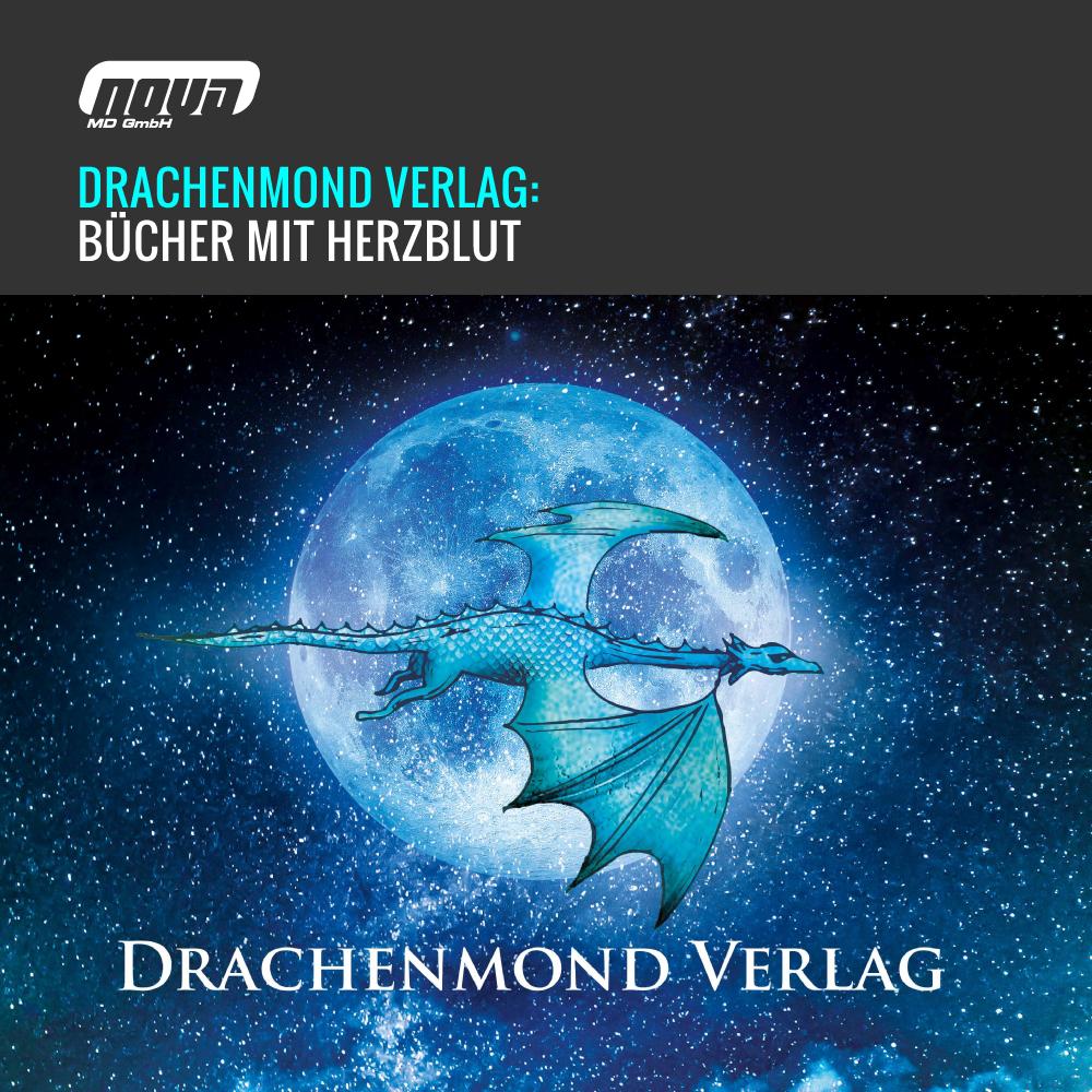 Drachenmond Verlag: Bücher mit Herzblut