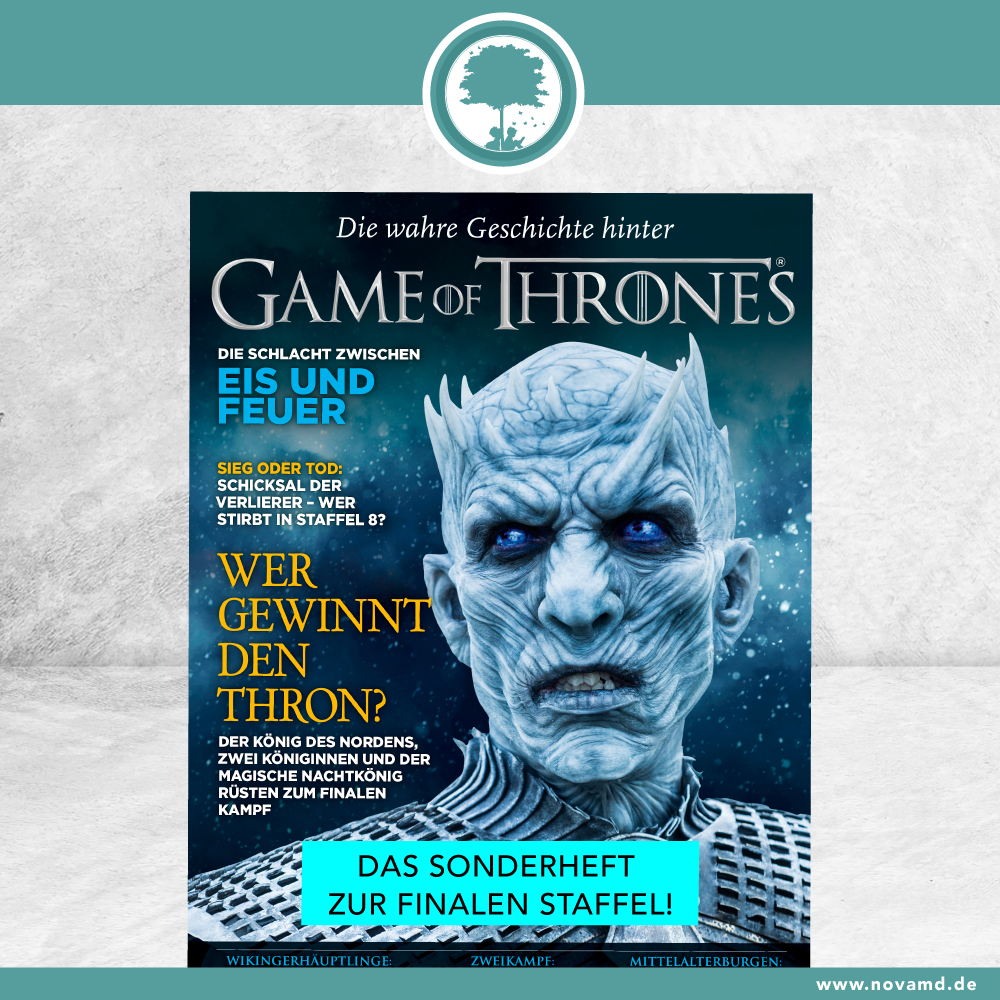 Game of Thrones Magazin, das Special zur finalen Staffel