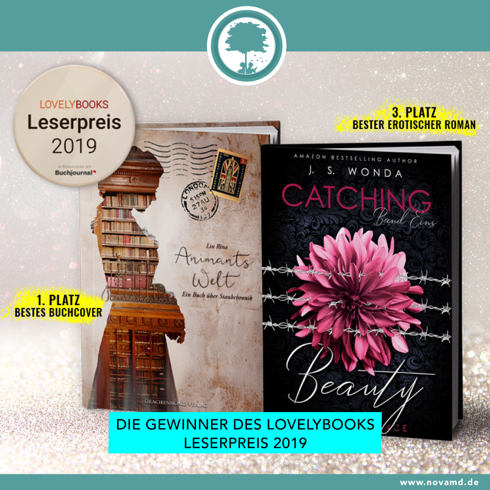 Die Gewinner des Lovelybooks Leserpreis 2019