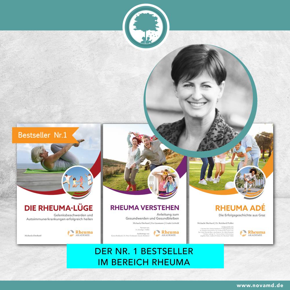 Rheuma-Bestseller-Autorin Michaela Eberhard