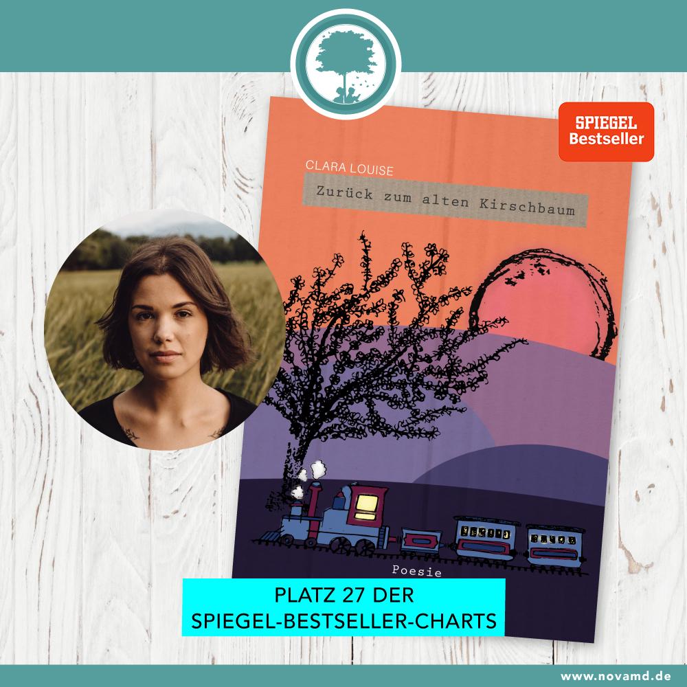 Clara Louises neues Buch