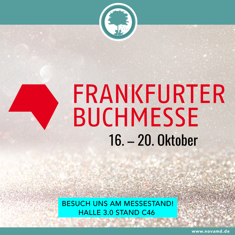 Nova MD bei der Frankfurter Buchmesse 2019
