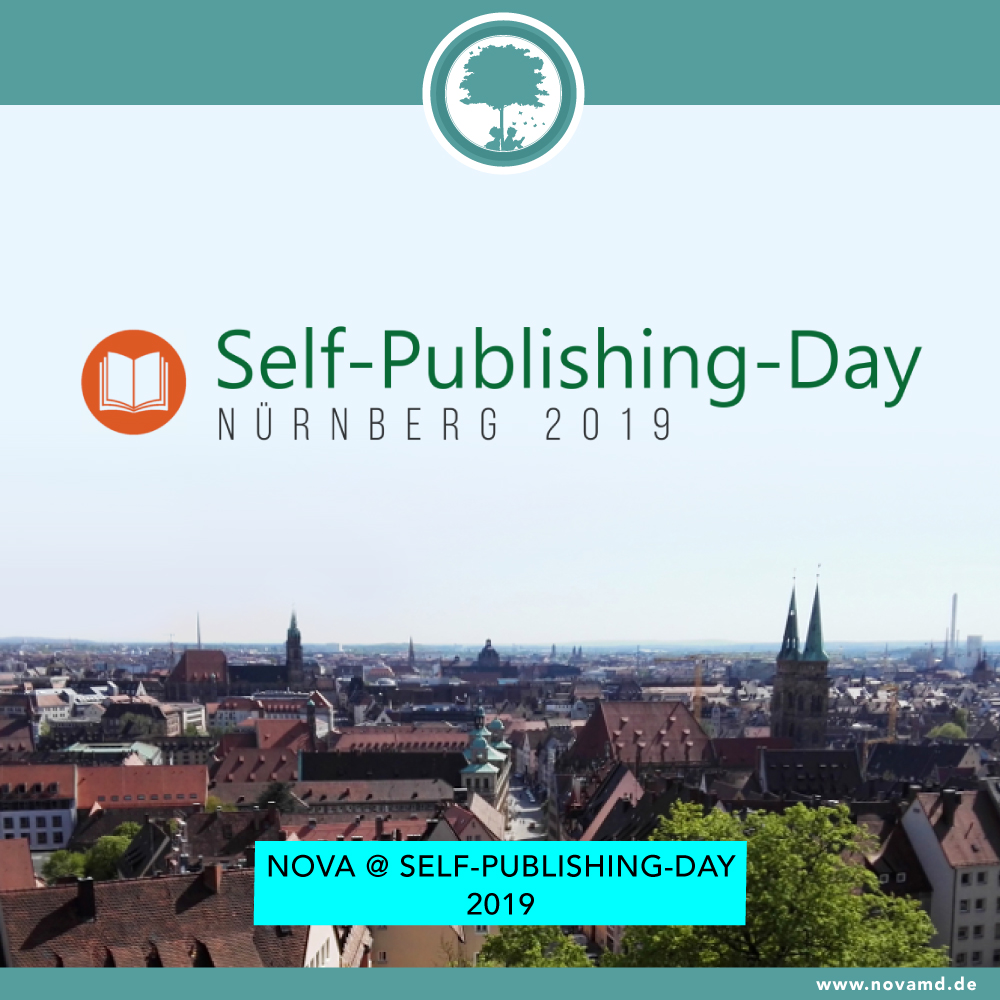6. Selfpublishing Day in Nürnberg