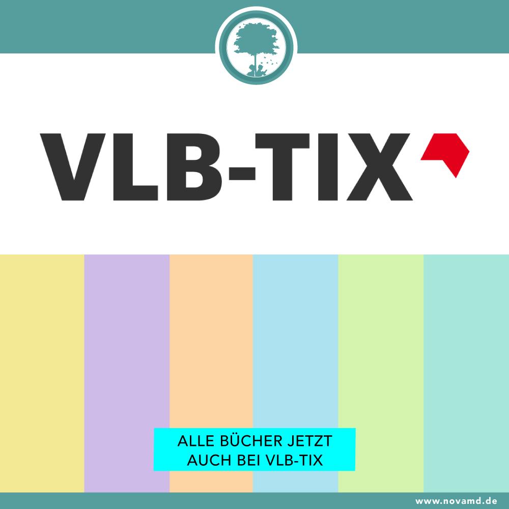Listung von Büchern im VLB-TIX durch Buchvertrieb Nova MD
